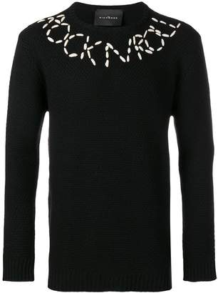 John Richmond rock n' roll sweater