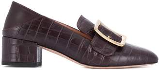 Bally Janelle buckle mules