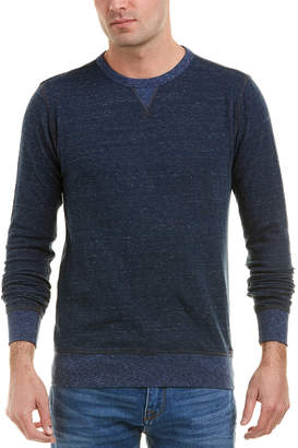 Faherty Dual Knit Crewneck Shirt