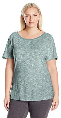 Columbia Women's Outerspaced Plus Size Short Sleeve Tee