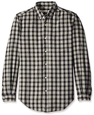 Shades of Grey Men's Standard Button-Down Collar Shirt