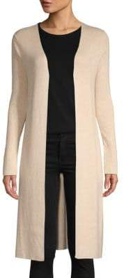 525 America Ribbed Long Cardigan