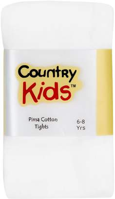 Country Kids Pima Cotton Tights