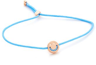 Ruifier Friends Happy Bracelet $120 thestylecure.com