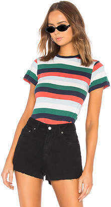 ROLLA'S Candy Stripe Tee.