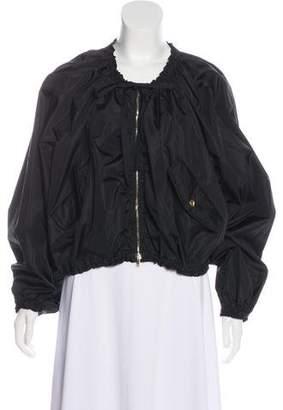 Sofie D'hoore Cropped Zip-Up Jacket