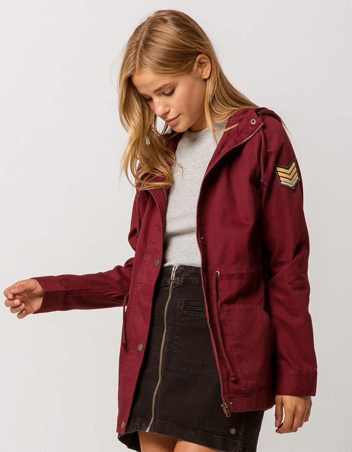 Roxy Open To It Womens Anorak Jacket