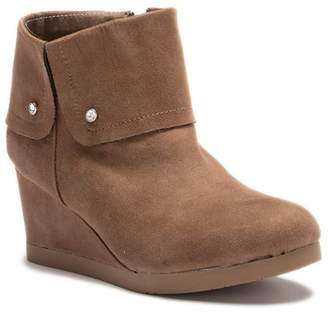 Mia Burnice Ankle Bootie (Little Kid & Big Kid)