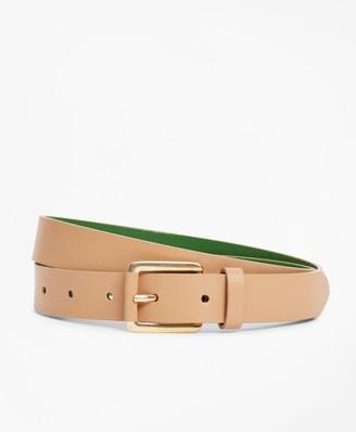 Brooks Brothers Leather Waist Belt
