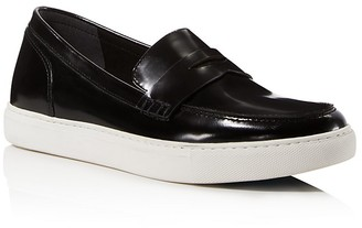 Kenneth Cole Kacey Leather Loafers $120 thestylecure.com