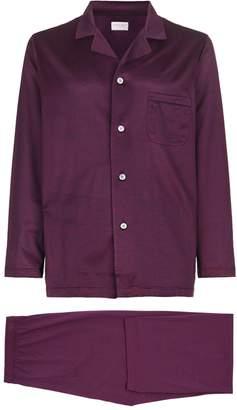 Derek Rose Cotton Jersey Pyjama Set
