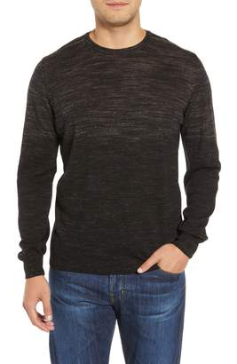 Bugatchi Crewneck Wool Blend Sweater