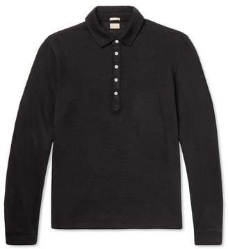 Massimo Alba Linen Polo Shirt