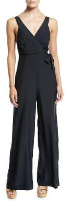 Jets Jess Gomes Sleeveless Coverup Jumpsuit