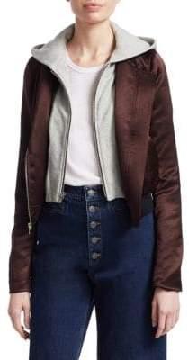 A.L.C. Edison Zip-Front Jacket