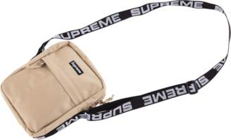 Supreme Shoulder Bag - 'SS 18' - Tan