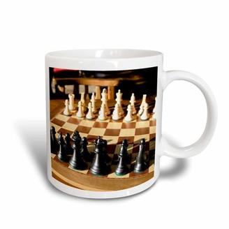 3dRose Argentina, El Calafate, Chess board, game - SA01 MME0236 - Michele Molinari, Ceramic Mug, 11-ounce