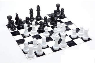 30cm (12 Inch) Plastic Chess Set