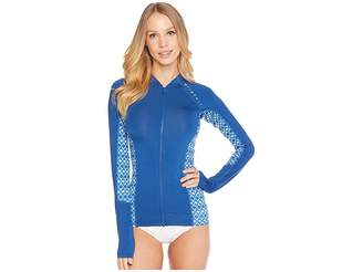 Rip Curl Trestles Long Sleeve Front Zip