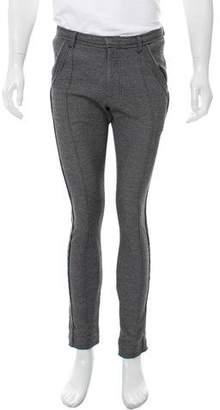 Y-3 Wool-Blend Skinny Pants