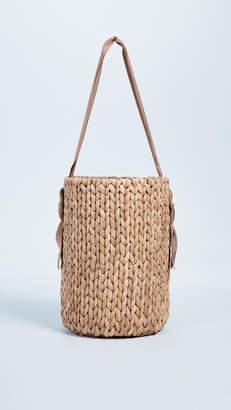 PAMELA MUNSON Isla Bahia Basket Bag