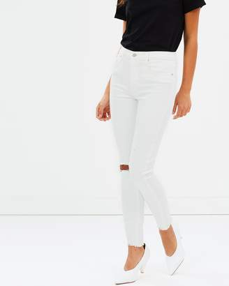 Cult Skinny Ankle Comfort Jeans