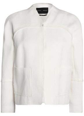 Proenza Schouler Matelassé Cotton And Wool-Blend Jacket