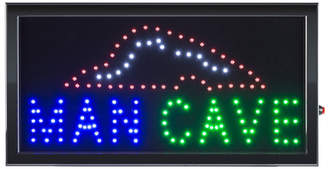 Asstd National Brand Lavish Home Neon LED Man Cave Sign with Animation