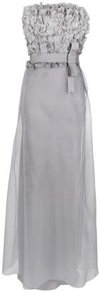 Gloria Coelho silk gown