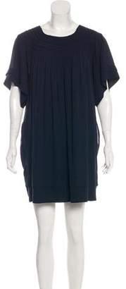 3.1 Phillip Lim Silk Short Sleeve Dress