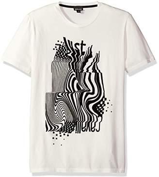Just Cavalli Men's Jersey T-Shirt