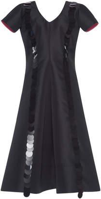 Marni Short-Sleeve Sequin Dress