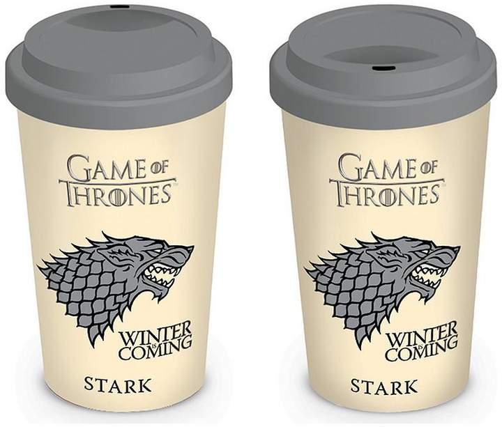 Game Of Thrones - Stark Travel Mug