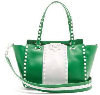 Valentino Free Rockstud small leather tote