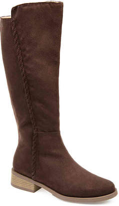 Journee Collection Blakely Wide Calf Boot - Women's