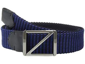 Ermenegildo Zegna 40mm Woven Leather Belt BTREY9