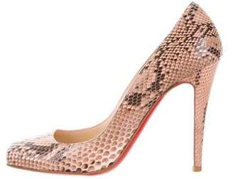 0a90382cd343 Christian Louboutin Decollete - ShopStyle Australia