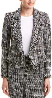 Romeo & Juliet Couture Tweed Blazer