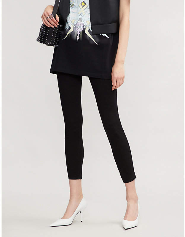 closed Skinny Pusher high-rise jeans
