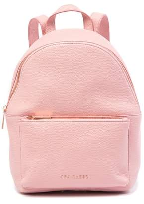 Ted Baker Pearen Soft Grain Leather Backpack