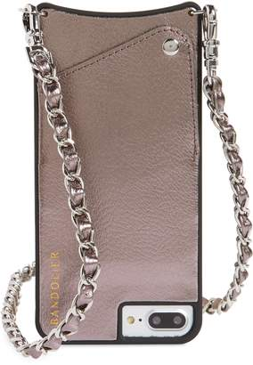 BANDOLIER Lucy Faux Leather iPhone 7/8 & 7/8 Plus Crossbody Case