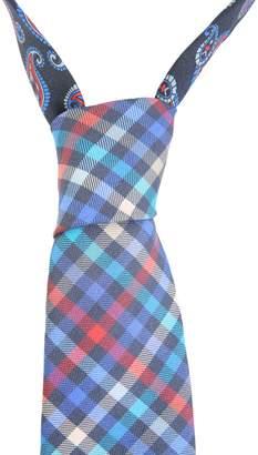 Etro Two-fabric Tie