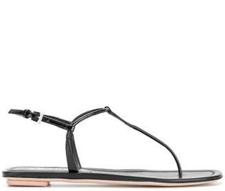 Prada T-bar strap sandals