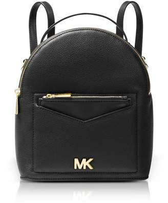 Michael Kors Jessa Small Pebbled Leather Convertible Backpack