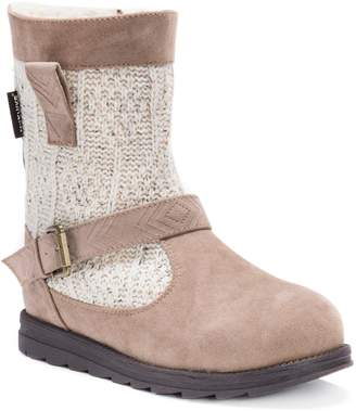 Muk Luks Gina Women's Water Resistant Winter Boots
