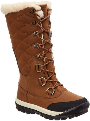 BearPaw Isabella Waterproof Suede Boot