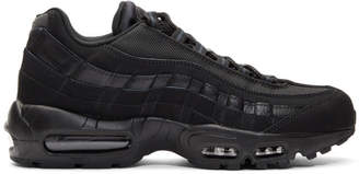 Nike Black Air Max 95 Sneakers