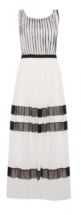 Alice + Olivia Rae Pleated Dress