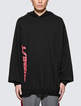 C2h4 Los Angeles Side Bag Hoodie