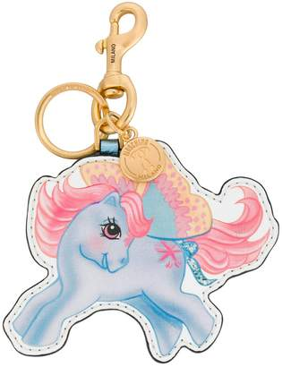 Moschino My Little Pony keyring